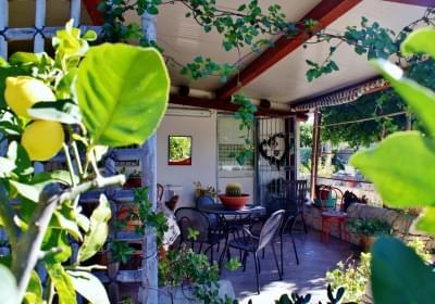 Casa Vacanze Rustico Rustico Nel Verde